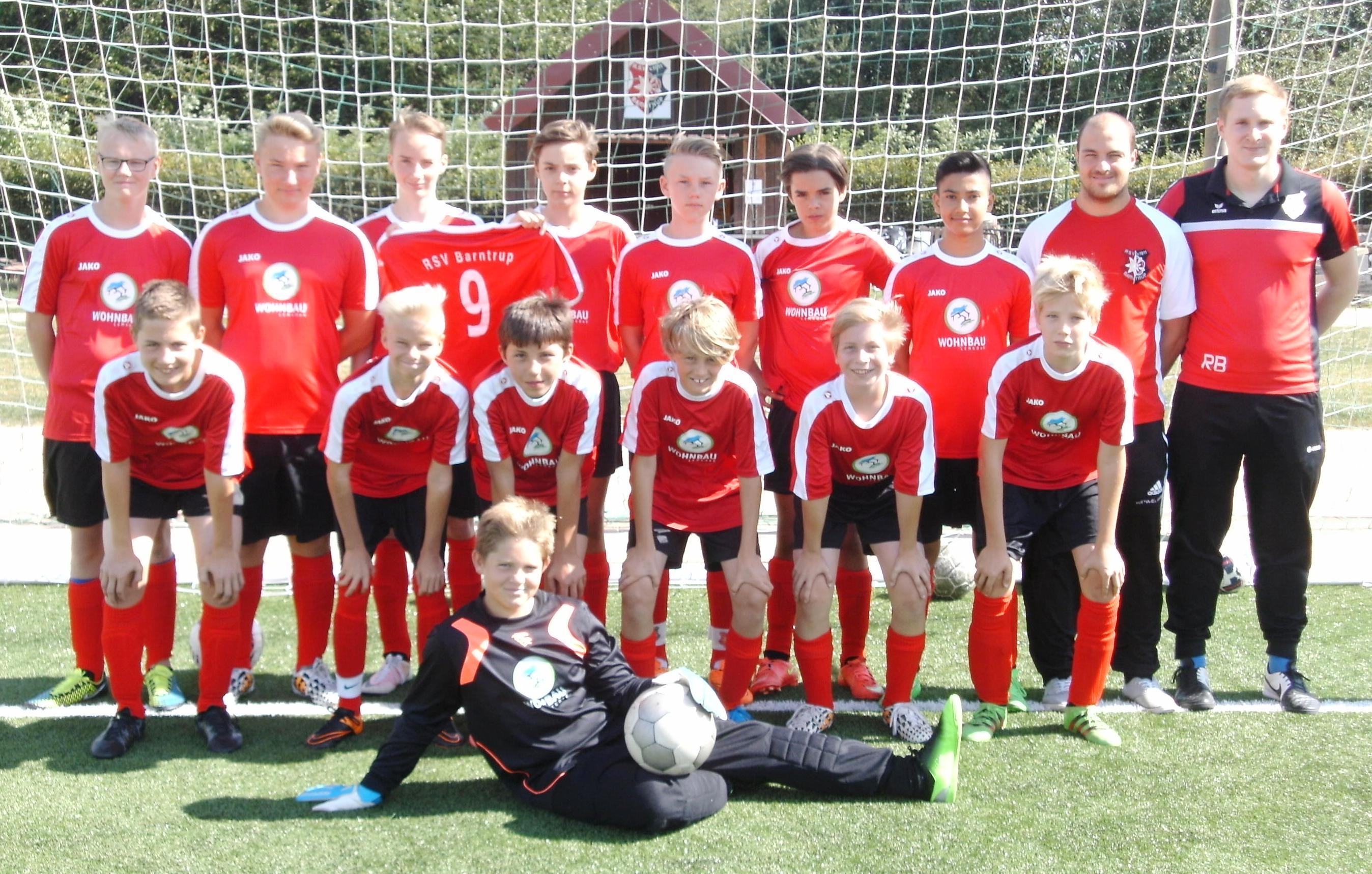 C-Junioren 2016/2017