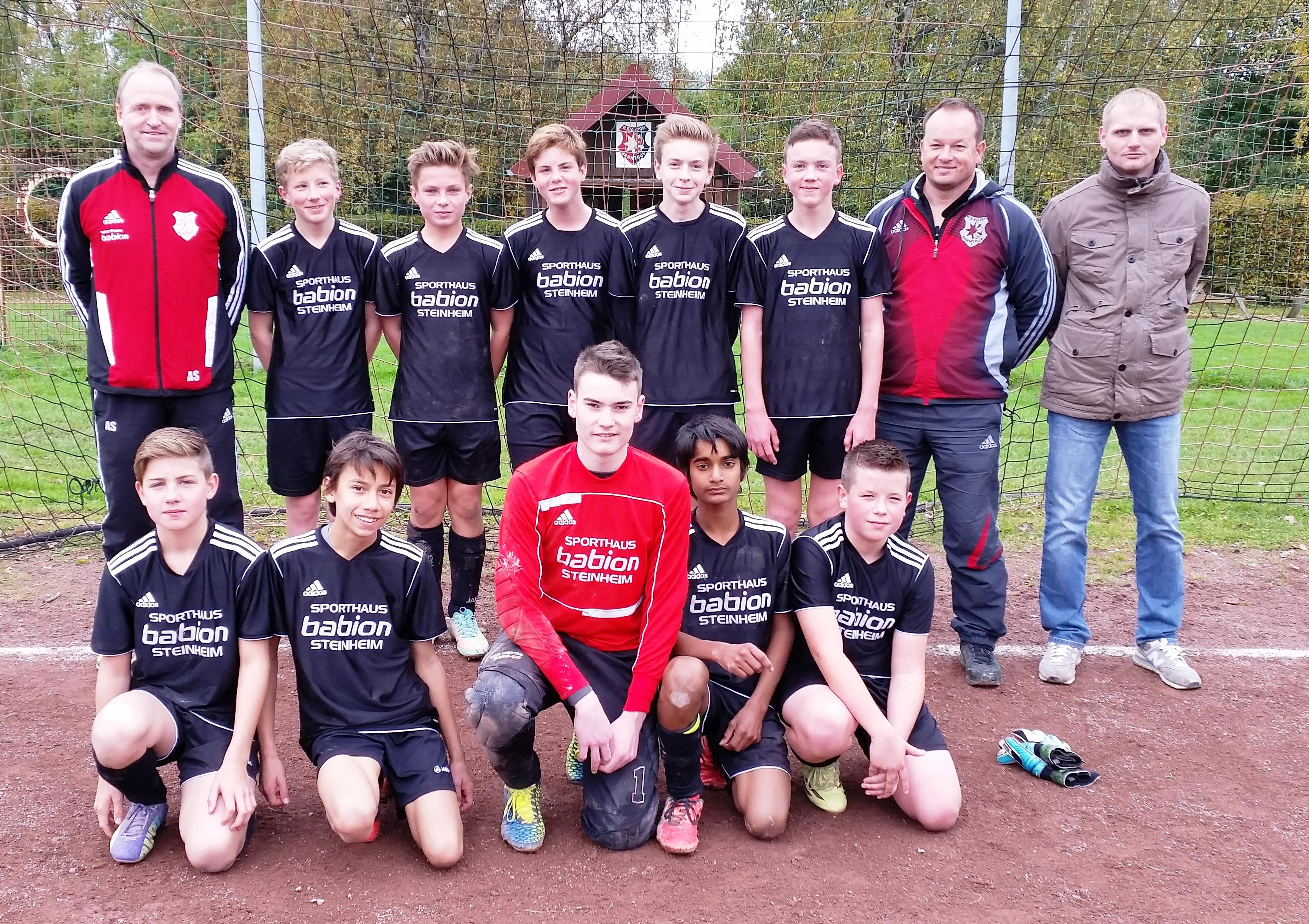 C-Junioren 2015/2016