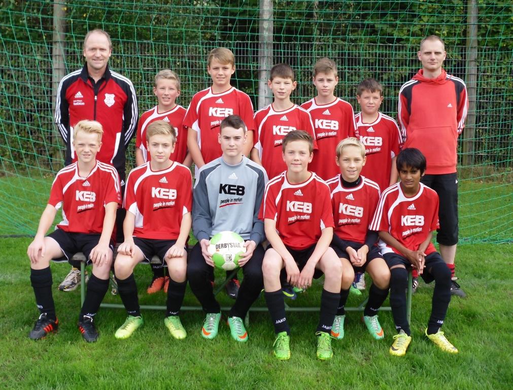 C-Junioren 2014/2015