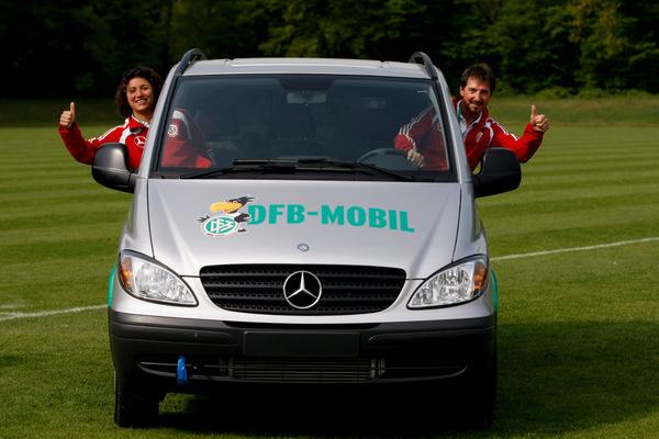DFB – Mobil zu Gast beim RSV