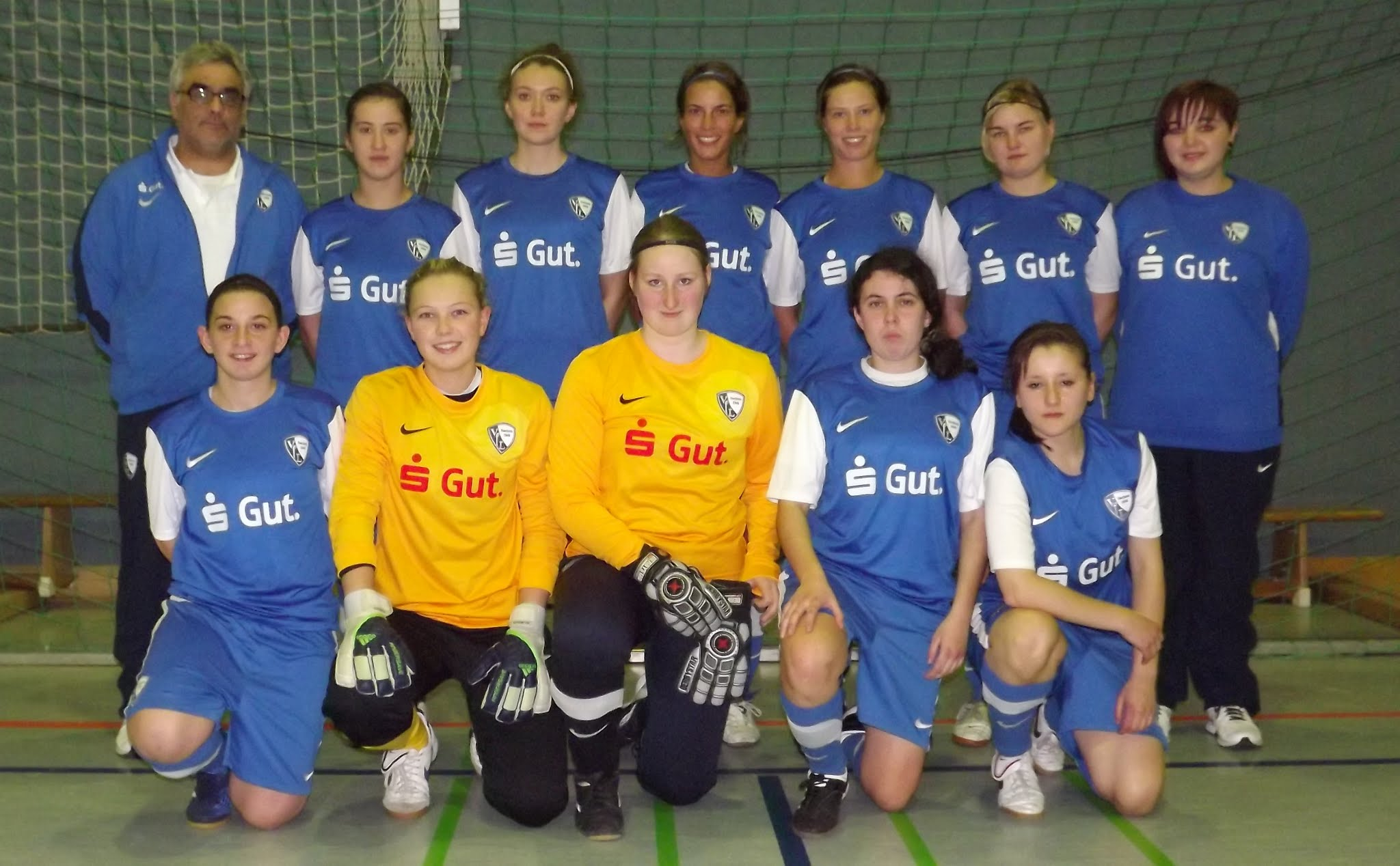 "Herford bezwingt den VFL Bochum – ""All Around Indoor Cup"" ein voller Erfolg!"