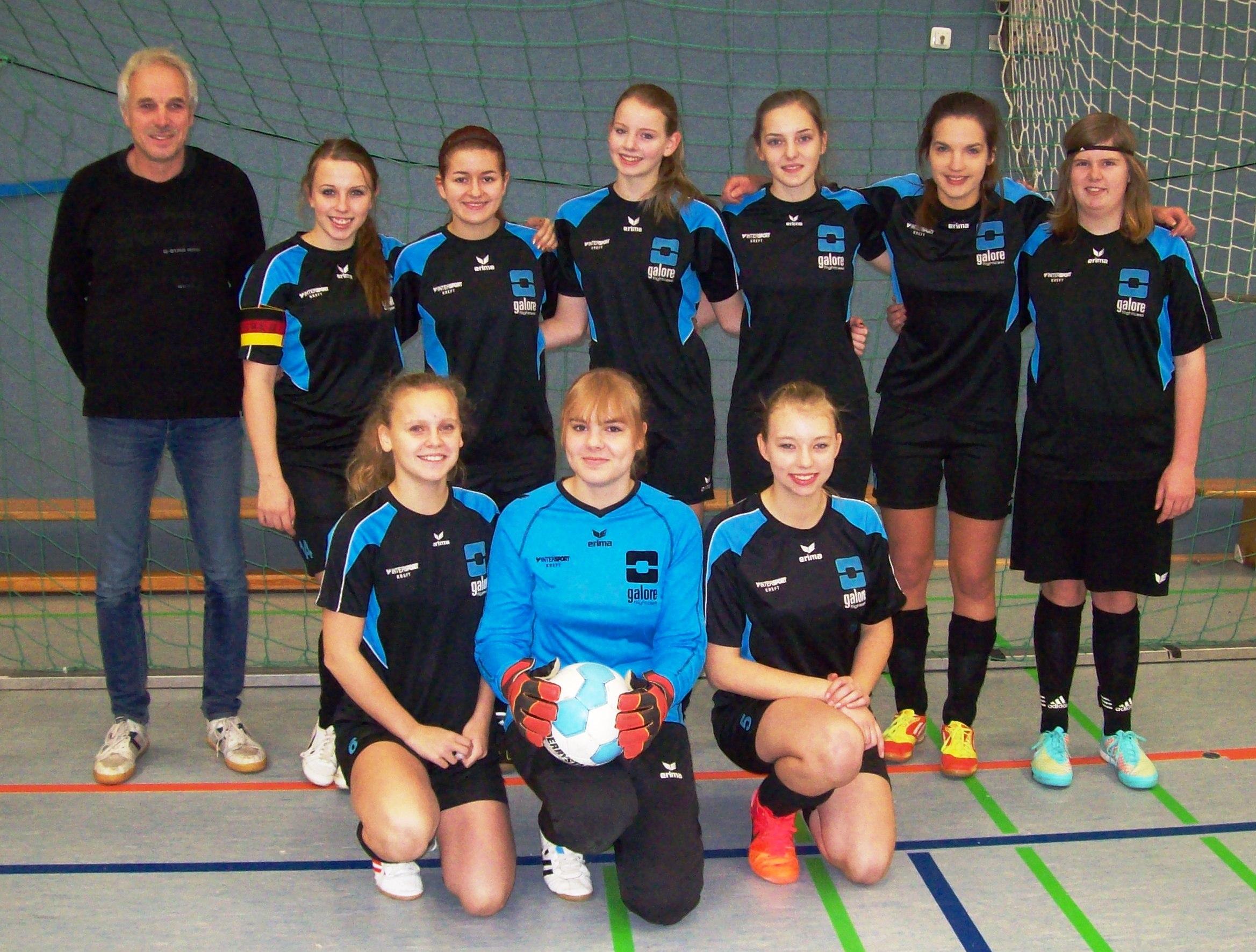 Lauenhagen gewinnt B-Juniorinnen-Turnier