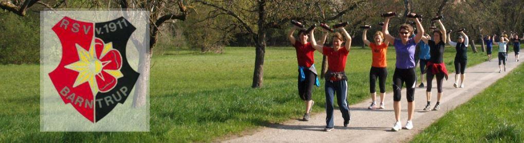 XCO®-Walking – Der Walking-Fitness-Spaß beim RSV