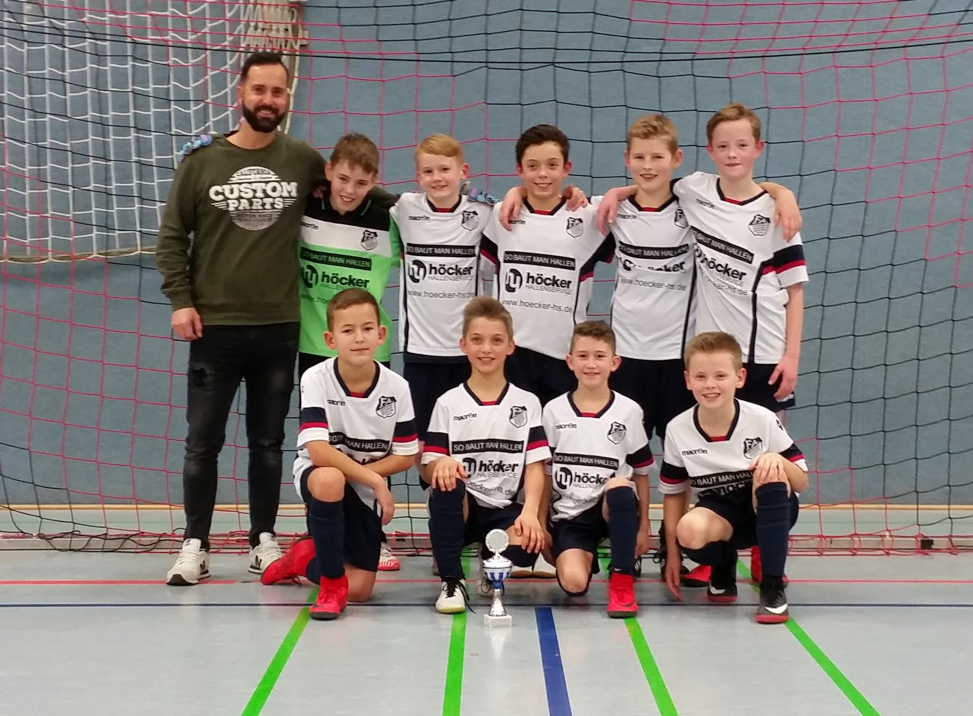 Herringhausen/Eickum gewinnt E1-Turnier