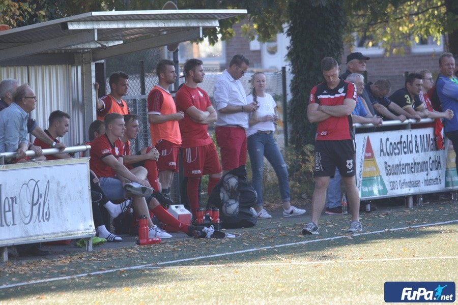 Rote Teufel in Torlaune – TSV Oerlinghausen II – RSV Barntrup 0:10