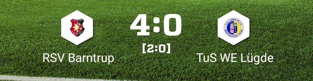 Drittes Testspiel, dritter Sieg – RSV schlägt Lügde mit 4:0