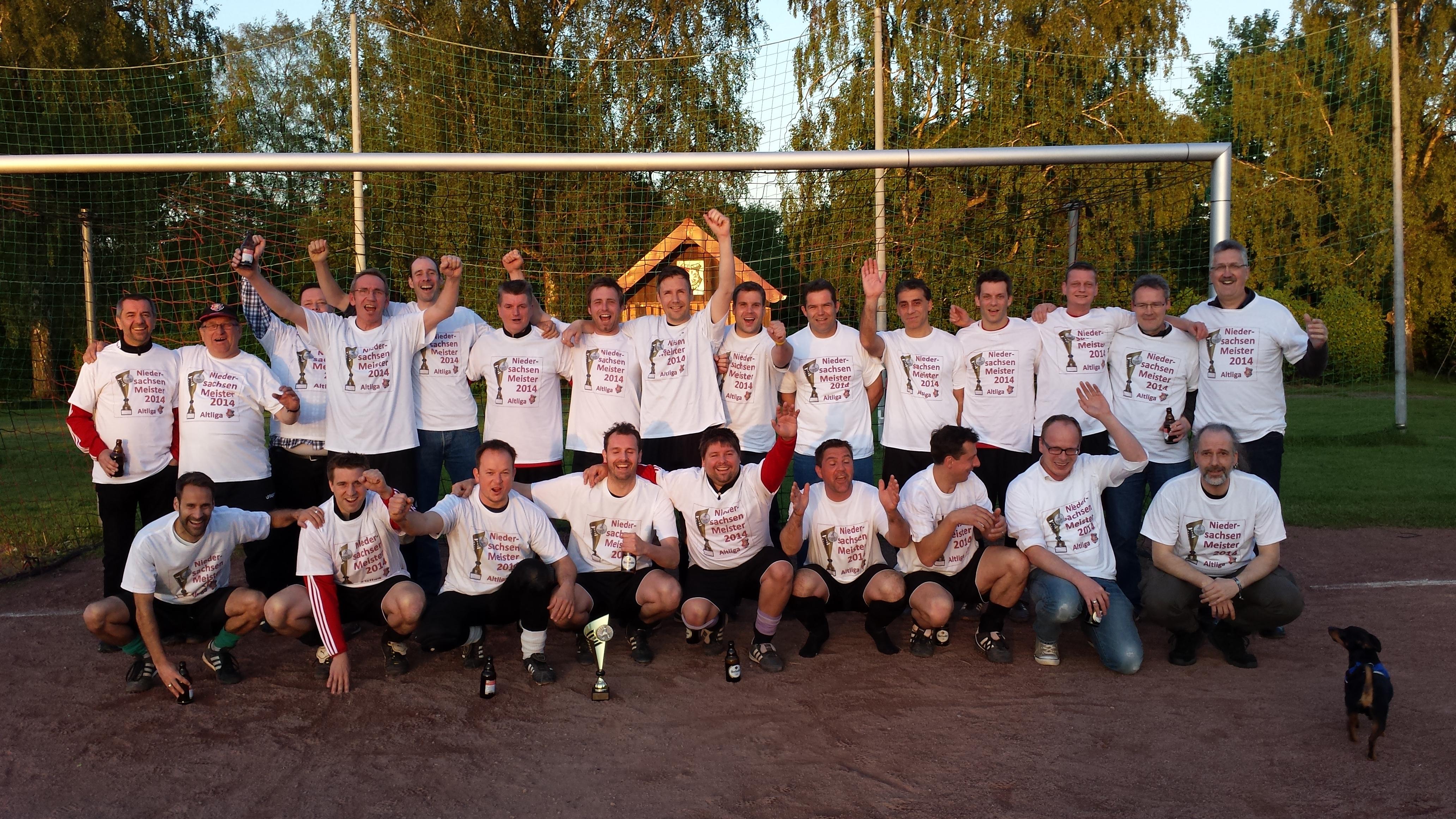 Altliga Meister 2013/14