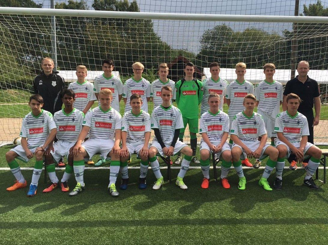 B-Junioren 2017/2018