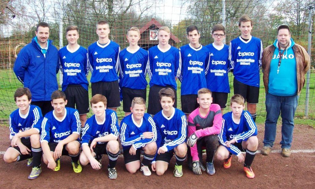 B-Junioren 2014/2015