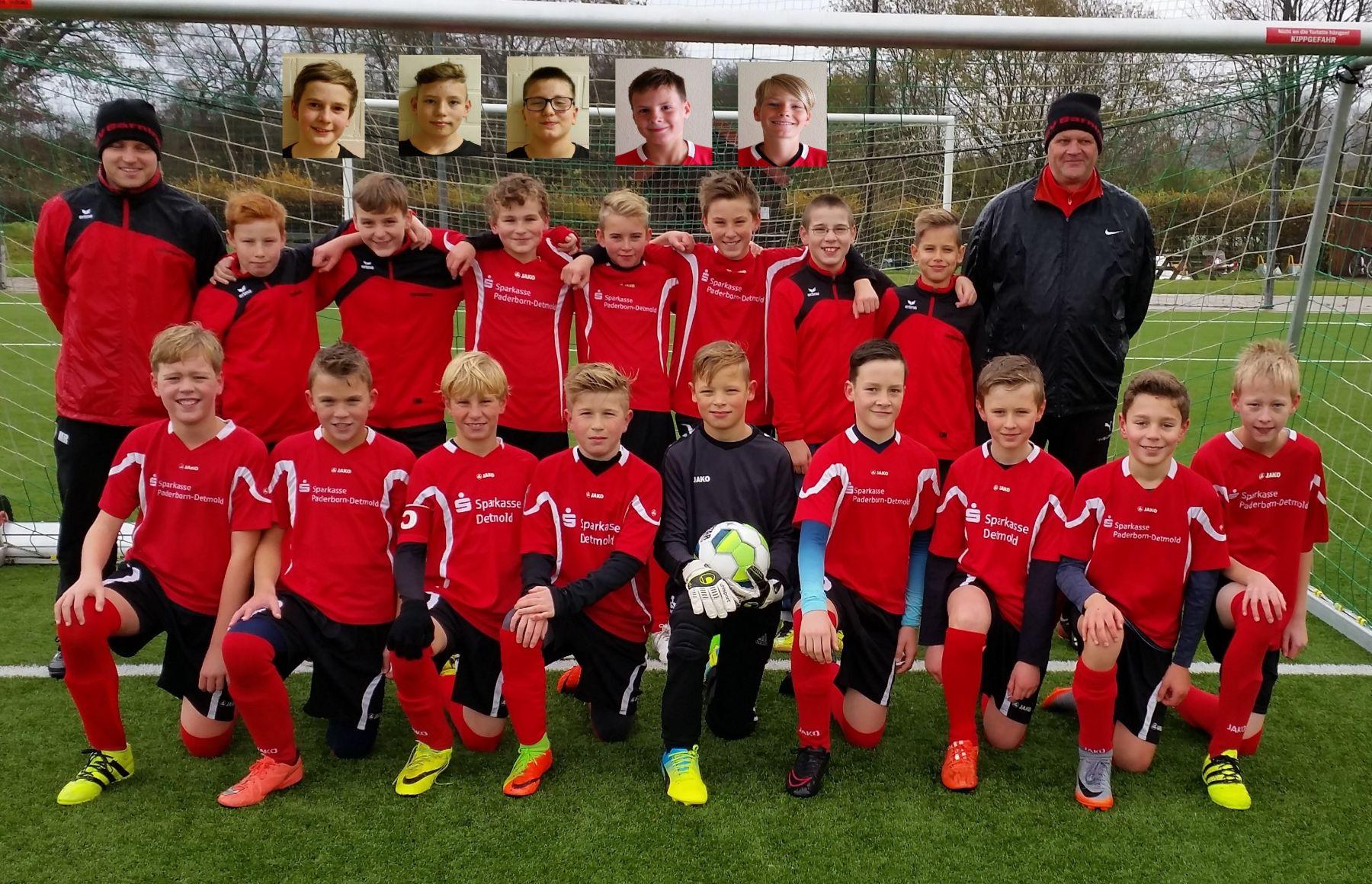 D-Junioren 2017/2018