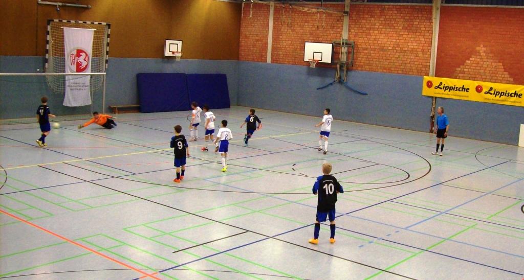 Finale: SC Bad Salzuflen - JSG Deister-Süntel-United