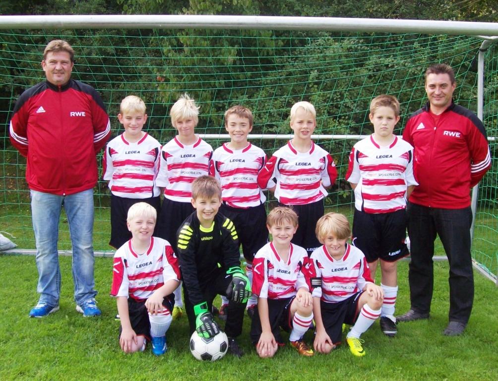 E1-Junioren 2014/2015