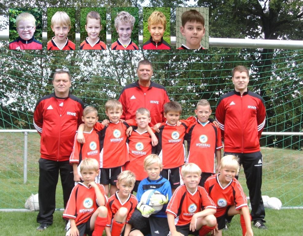 F-Junioren 2014/2015