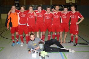 Sieger des Advents-Cups, die SG Hörstmar/Lieme II