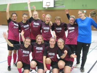 Turniersieg der Pink Devils!