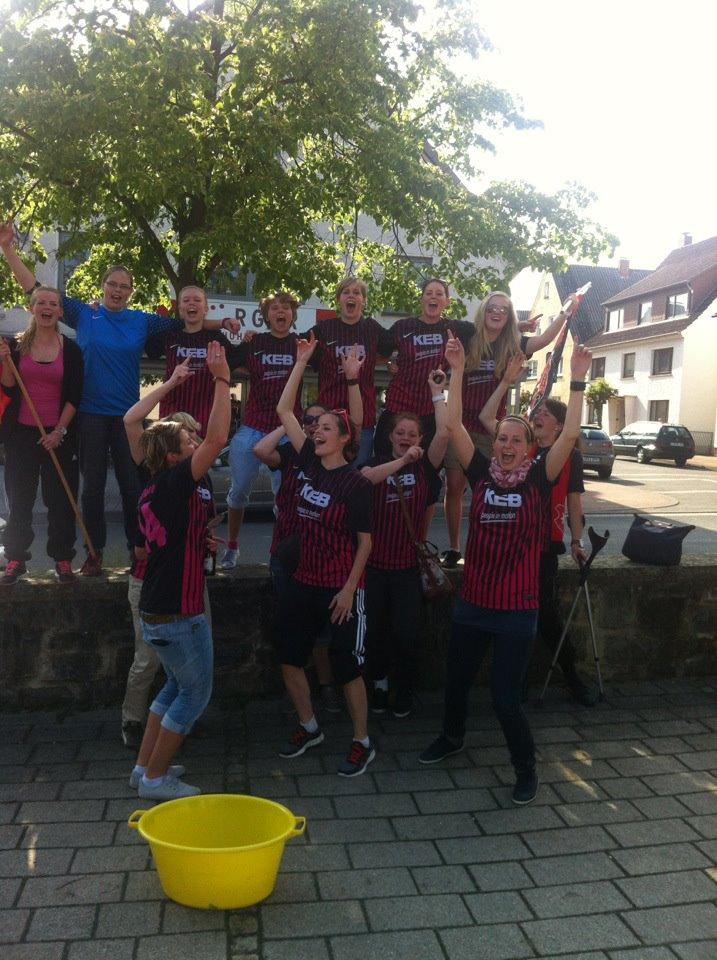 """Bezirksliga """"Wir kommen"""" ->  PINK-Devils verdienter Meister!!!"""