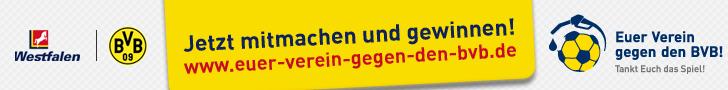 Aktion: Unser Verein gegen den BVB