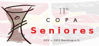Copa Seniores II, am 14.12.