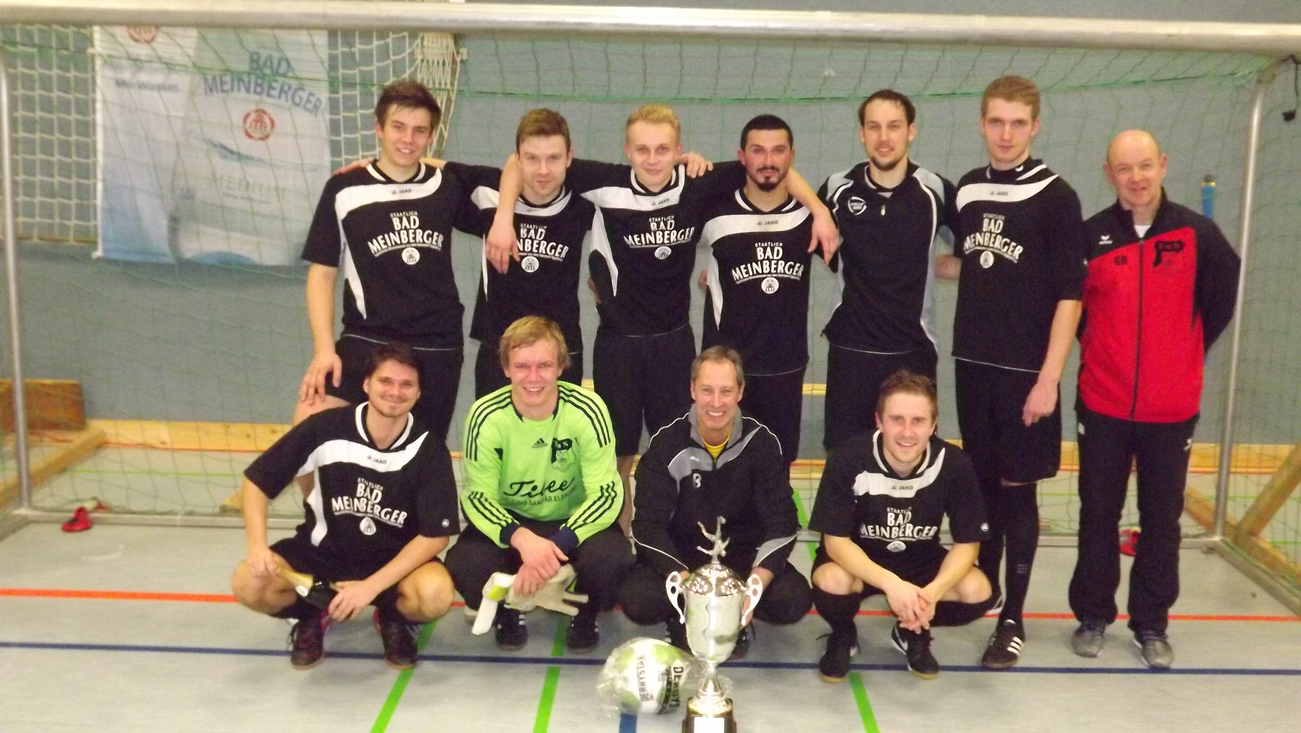 TuS Horn Bad Meinberg gewinnt den Classic-Cup