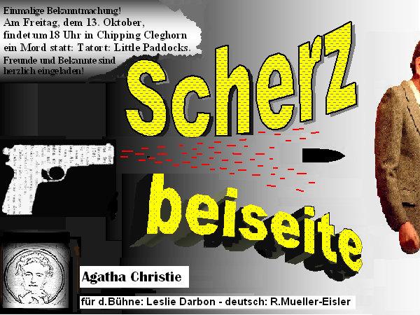 Laientheater Barntrup, Premiere Fr. 31.01 um 19.30 im Haus der Begegnung