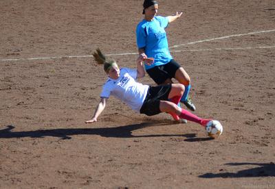 Torloses Remis im Derby – Pink Devils vergeben zuviele Chancen