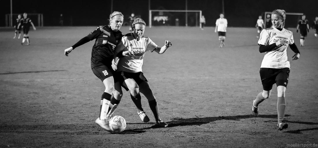 Sehr schöne Bilder vom Spiel der Damen gegen SC Engern