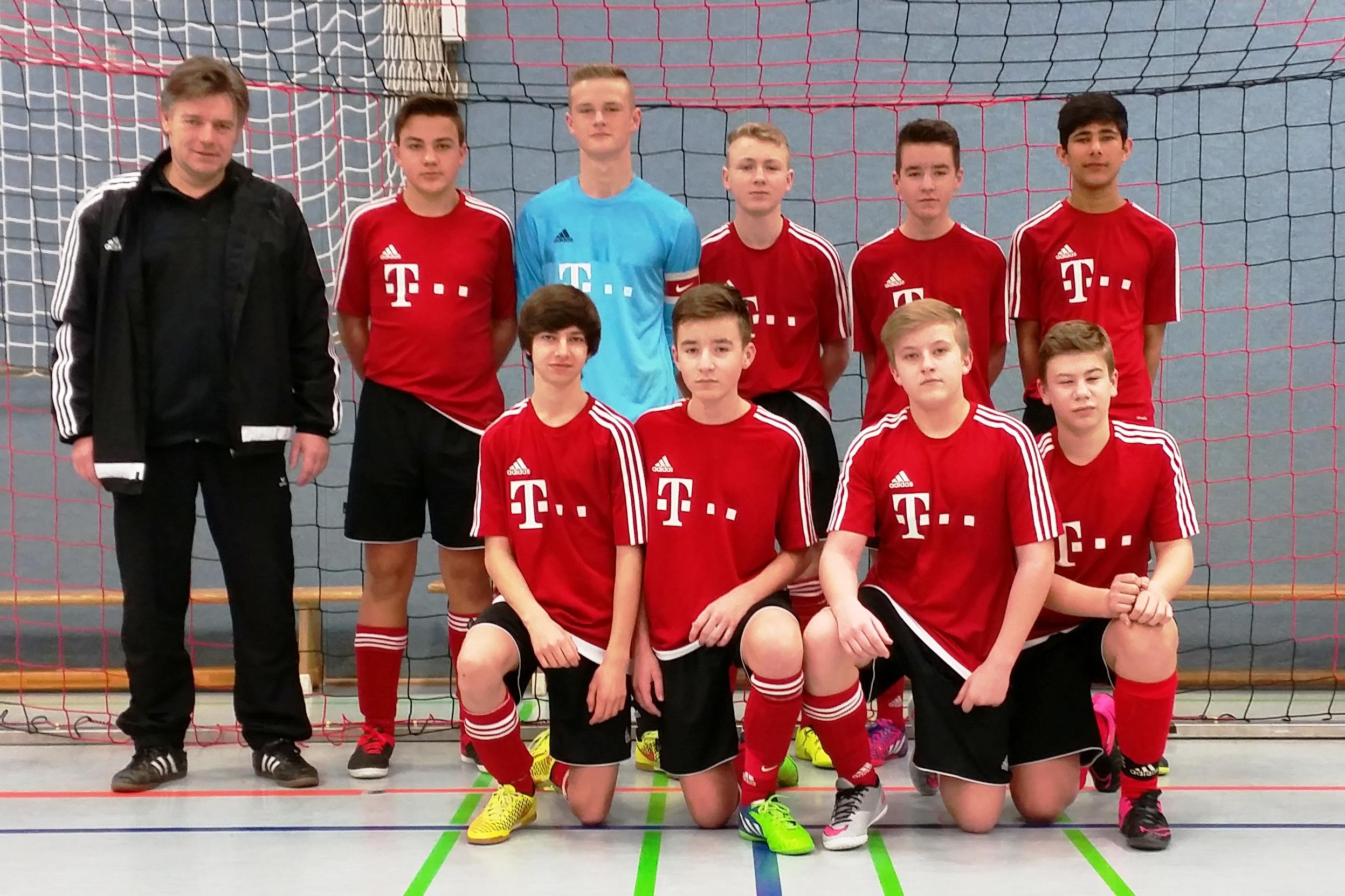 JSG Forstbachtal gewinnt C-Jgd-Turnier
