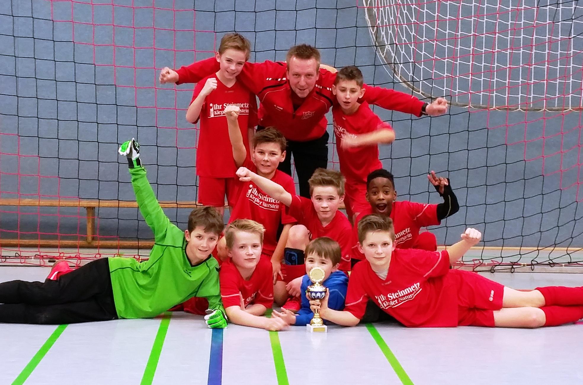 FCO Extertal gewinnt E1-Turnier
