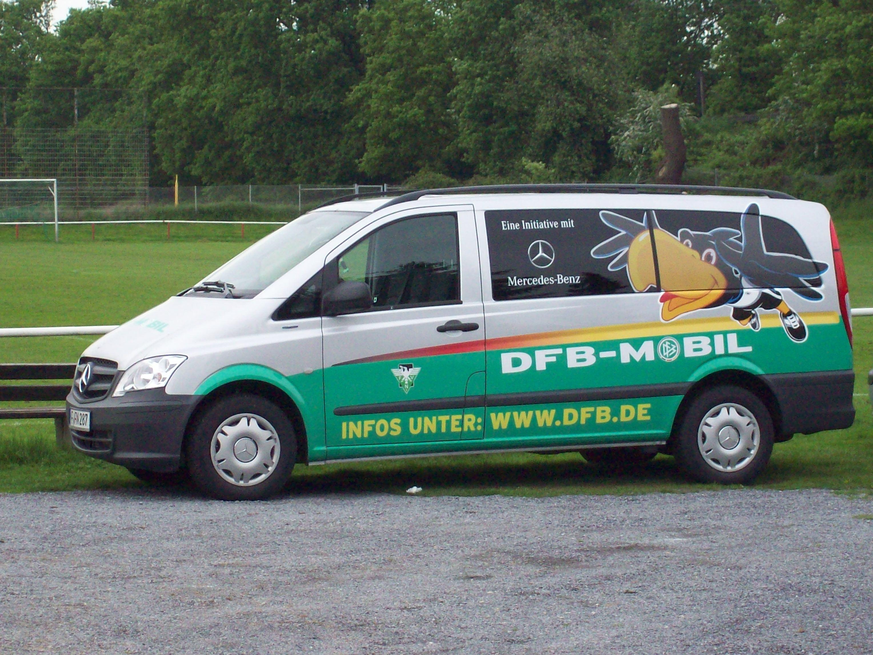 DFB-Mobil zu Gast beim RSV