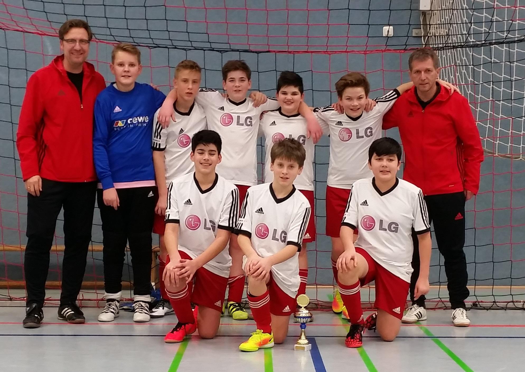 Rinteln gewinnt D-Jugend-Turnier