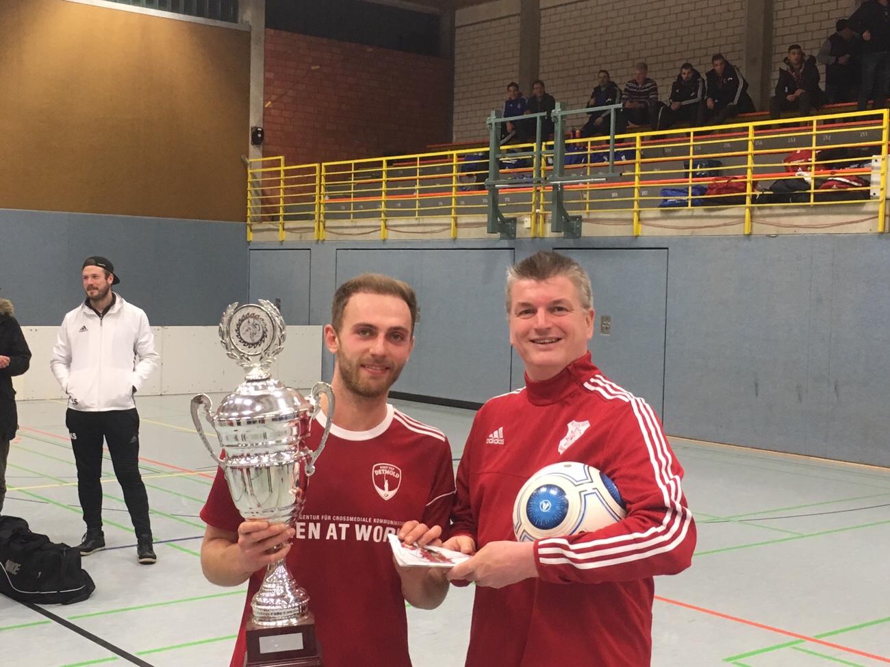 Post TSV Detmold gewinnt den Classic Cup im Endspiel gegen SC Bad Salzuflen
