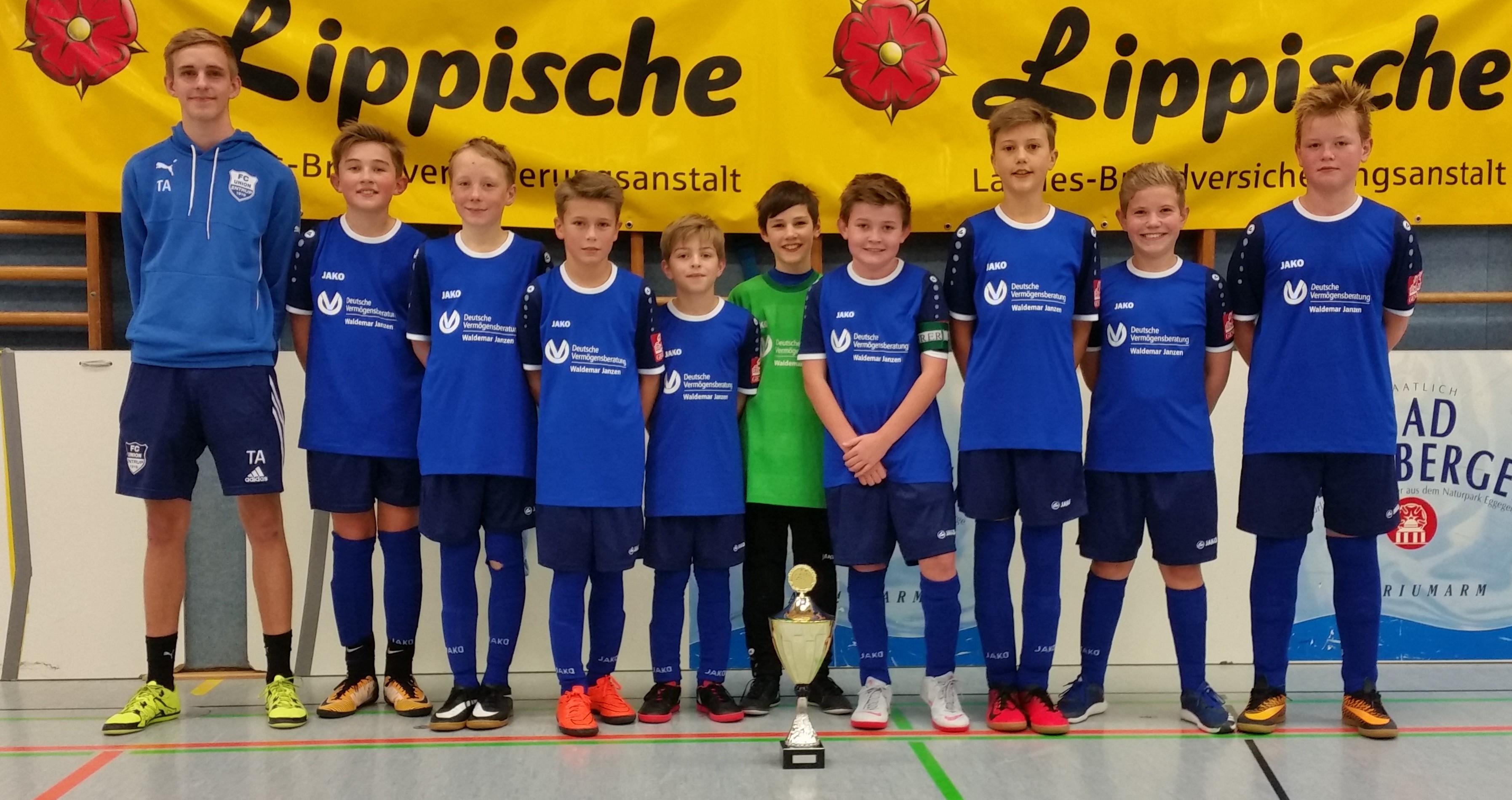 Entrup/Kirchheide gewinnt D2-Turnier