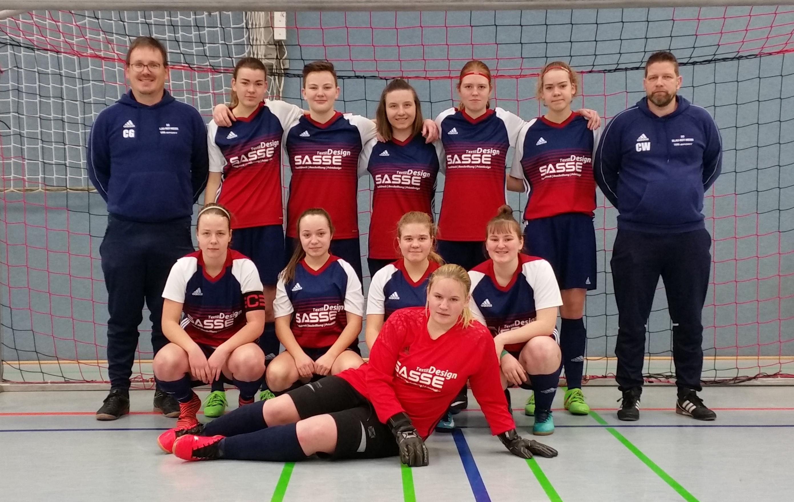 Deckbergen gewinnt B-Juniorinnen-Turnier