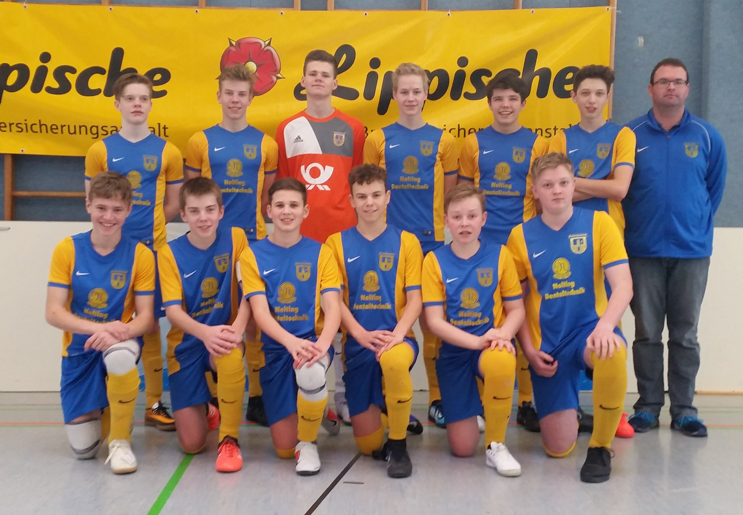 Bad Driburg gewinnt C1-Turnier