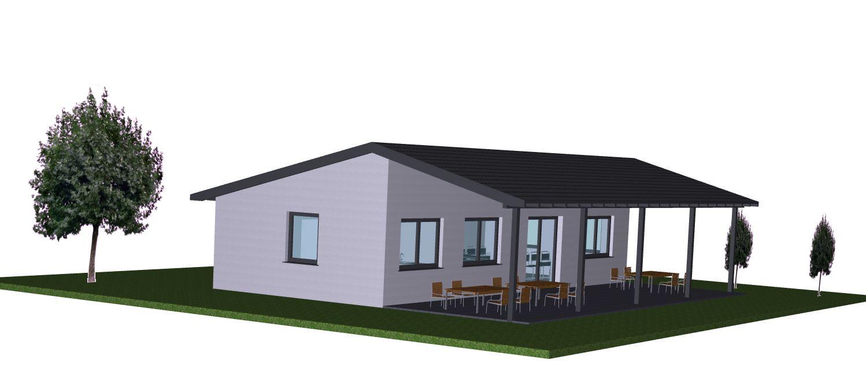 Projekt: Erweiterung des Kiosk zu einem Clubhaus
