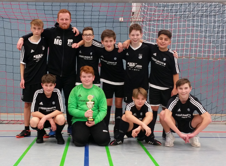 Sportfreunde Horn-Bad Meinberg gewinnen C2-Turnier