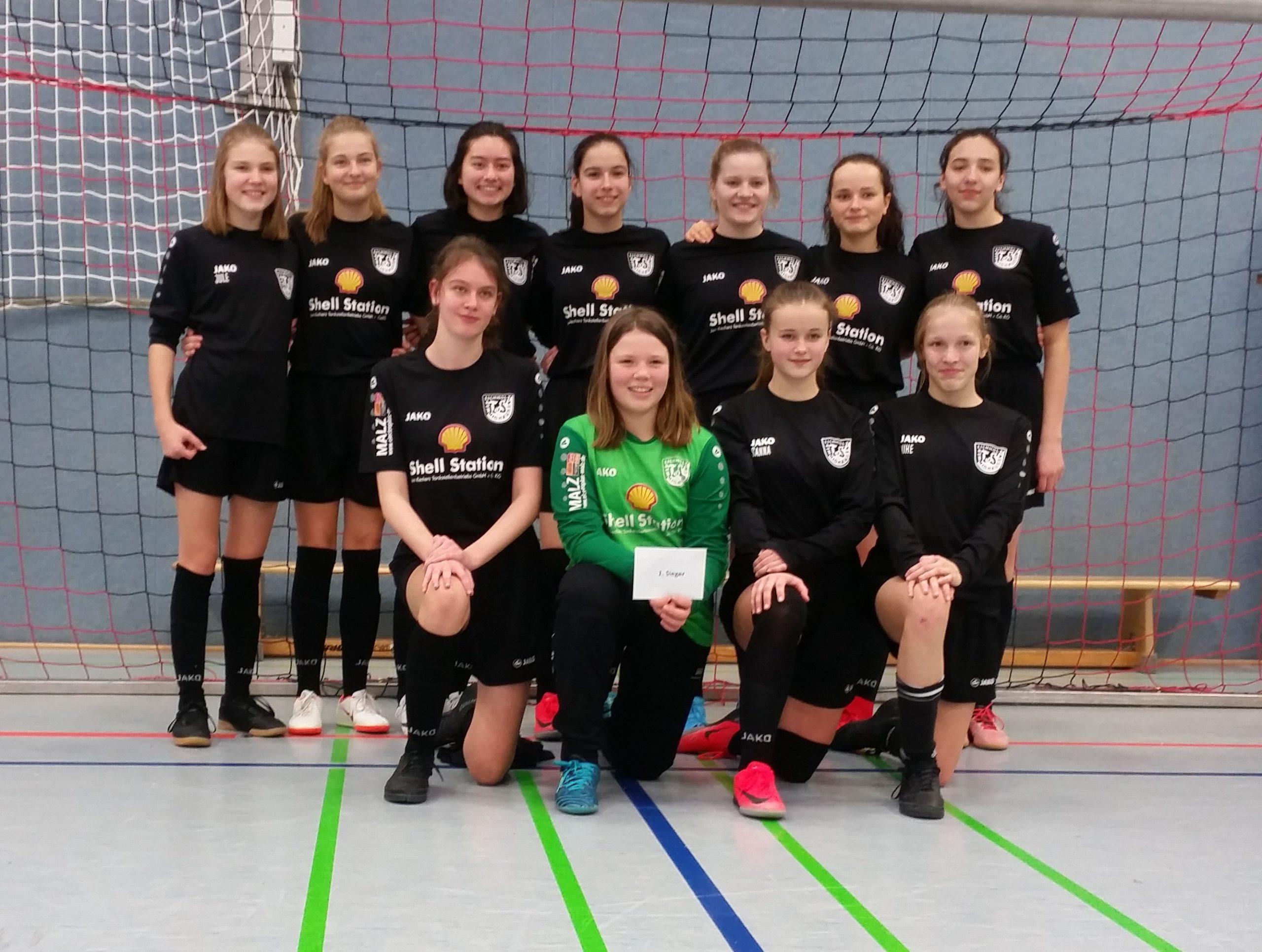 Eichholz-Remmighausen gewinnt B-Juniorinnen-Turnier